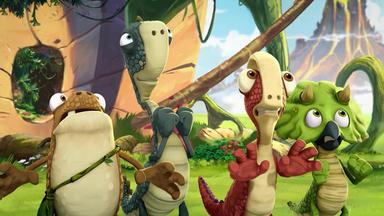 Gigantosaurus - Die Fünf Freunde