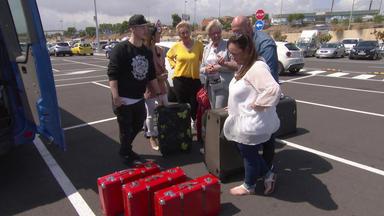 Die Urlauber - Auf Die Koffer, Fertig, Los! - Folge 4 \/ Gran Canaria