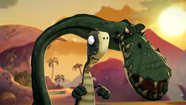 Gigantosaurus - Ein Ganz Besonderes Geschenk