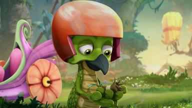 Gigantosaurus - Tinys Baumfreund