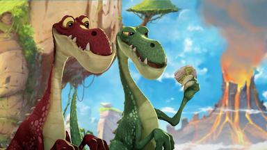 Gigantosaurus - Der Giga-schnupfen