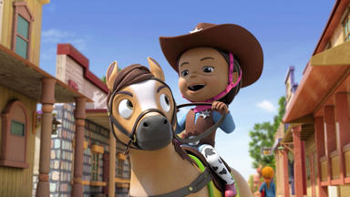 Super Wings - Sheriff Susanna