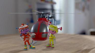 Floogals - Mission Hubschrauber