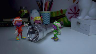 Floogals - Mission Taschenlampe