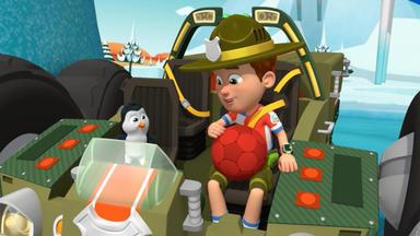 Ranger Rob - Ranger Rob Rettet Pingu \/ Der Haustier-ranger