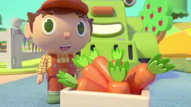 Noddy, Der Kleine Detektiv - Der Fall Des Karottenregens