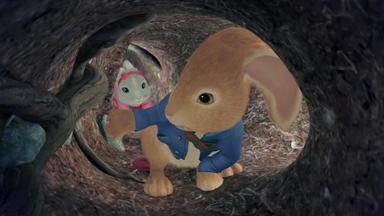 Peter Hase - Die Geschichte Vom Tunnelgraben