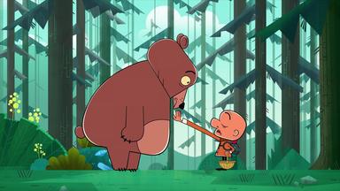 Mr. Magoo - Achtung, Bären! \/ Heißkalte Mission \/ Dachschaden