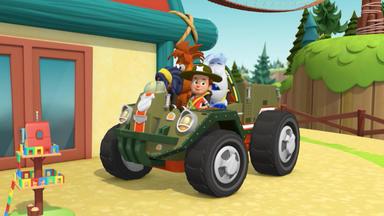 Ranger Rob - Ein Störenfried Im Tier-spaß-park \/ Der Yeti-ranger Vom Tier-spaß-park