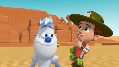 Ranger Rob - Der Beste Freund Eines Rangers \/ Der Ranger Und Der Falkenflüsterer