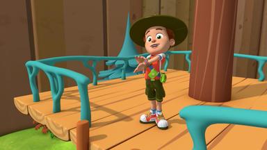 Ranger Rob - Tag Der Erde Im Tier-spaß-park