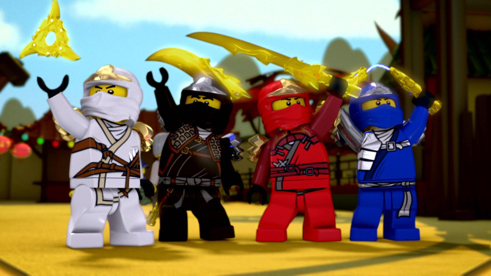 Folge 6 vom 12.04.2021   Ninjago - Das Jahr der Schlangen   Staffel 1