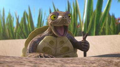 Mighty Mops - Die Vierte Schildkröte