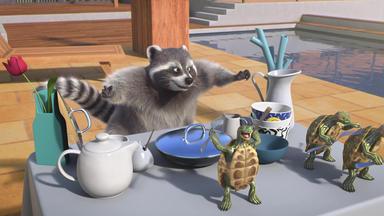 Mighty Mops - Entführte Schildkröten
