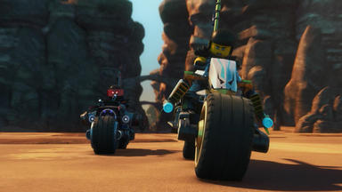 Ninjago - Garmadons Motorrad-gang - Jake Jaguar
