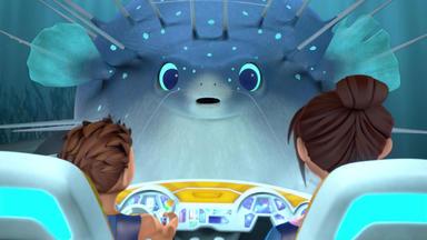Die Nektons - Abenteurer Der Tiefe - Ein Kunstwerk Unter Wasser