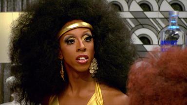 Rupaul's Drag Race Untucked - Folge 3