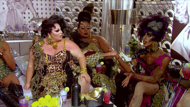 Rupaul's Drag Race Untucked - Folge 1
