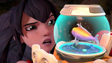 Die Nektons - Abenteurer Der Tiefe - Fisch Entführt