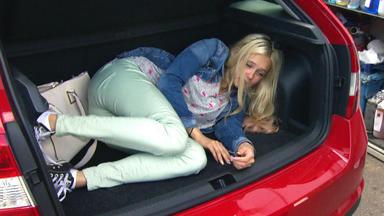 Verdachtsfälle - Was Macht Anna Im Kofferraum?