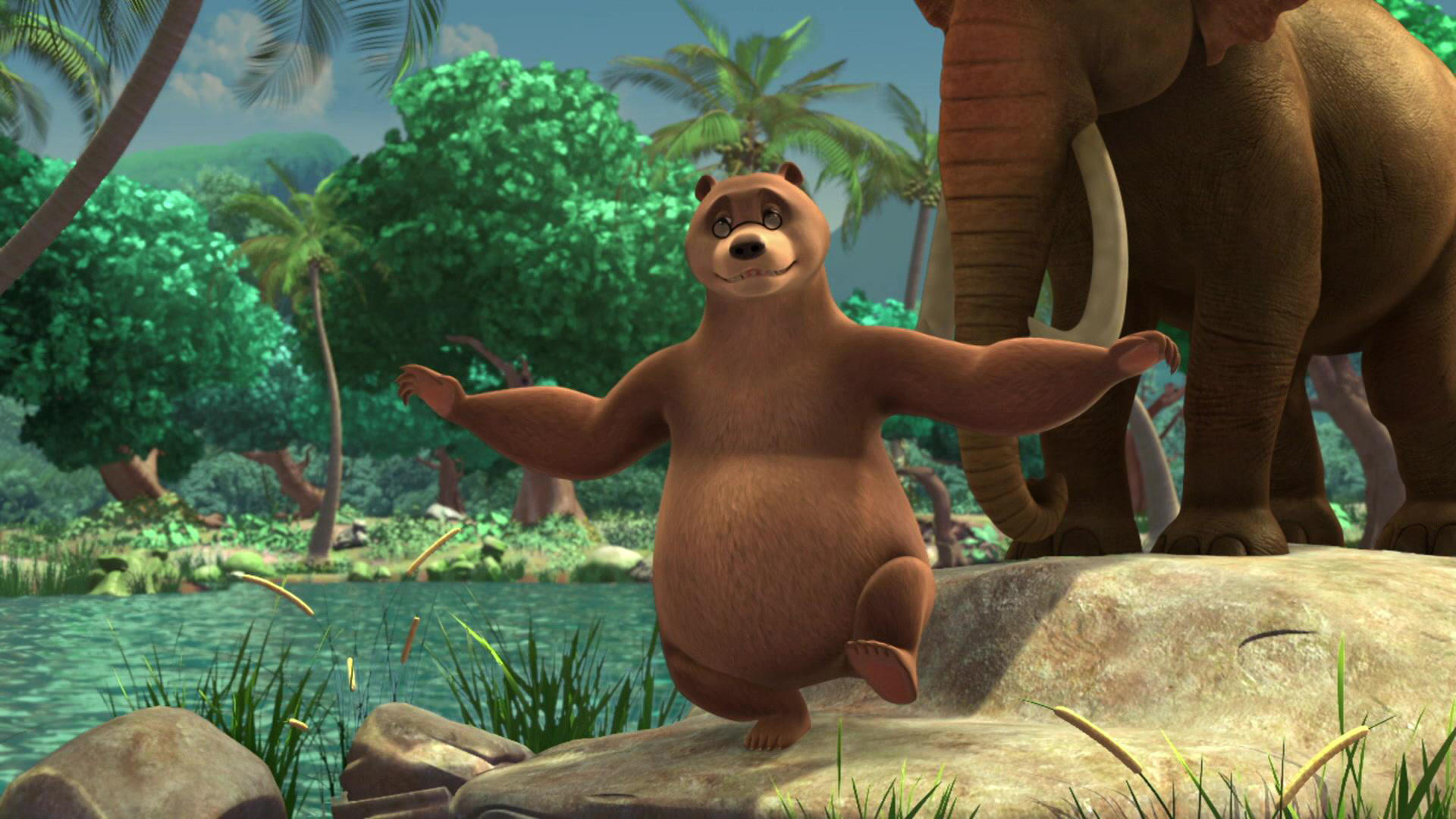 Dschungelbuch Film 2021