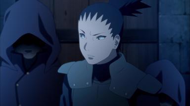 Naruto Shippuden - Wolken Des Zweifels