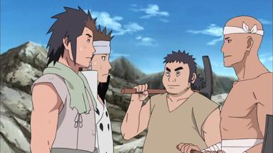 Naruto Shippuden - Ashuras Entschluss