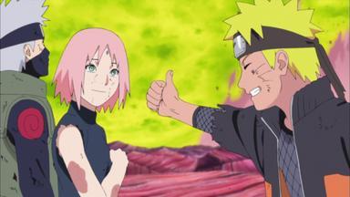Naruto Shippuden - Gratulation