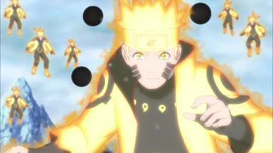 Naruto Shippuden - Immer Diese Beiden