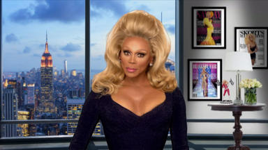 Rupaul's Drag Race - Countdown To The Crown