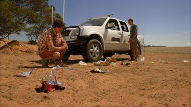 Sam Fox - Extreme Adventures - Marsch Durch Die Wüste