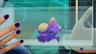 Die Nektons - Abenteurer Der Tiefe - Der Unglücksfisch