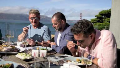 Gordon Ramseys Kulinarischer Roadtrip - Cannabis-snacks In San Francisco