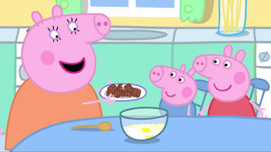 Peppa Pig - Papa Wutz' Geburtstag