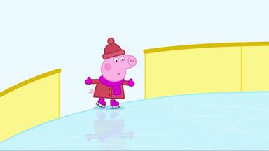 Peppa Pig - Eis Laufen