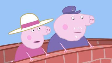 Peppa Pig - Käpt'n Papa Wutz