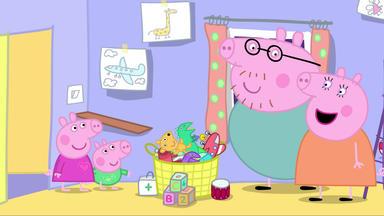 Peppa Pig - Der Spielzeugschrank