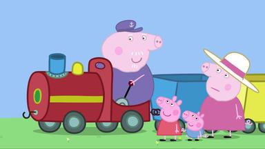 Peppa Pig - Opas Kleine Lok