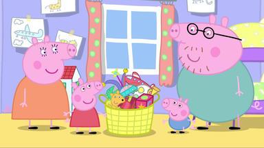 Peppa Pig - Flohmarkt