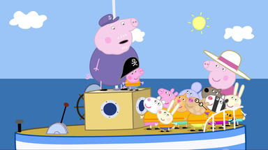 Peppa Pig - Die Pirateninsel