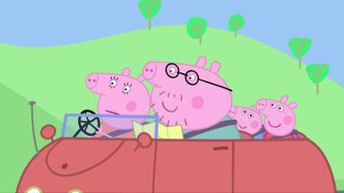 Peppa Pig - Stau
