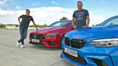 Grip - Das Motormagazin - Matthias Malmedie Und Niki Schelle Gehen Mit Zwei Echten Knallbüchsen Ins Duell