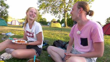 Einmal Camping, Immer Camping - Heute U.a. Mit: Celine Und Lukas \/ Wien