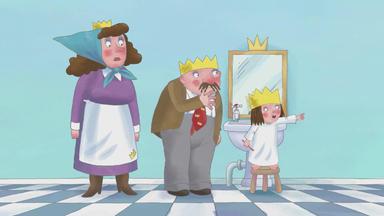 Kleine Prinzessin - Die Neue Toilette