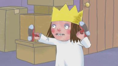 Kleine Prinzessin - übung Macht Die Meisterin