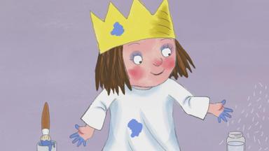 Kleine Prinzessin - Bildschön