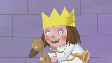 Kleine Prinzessin - Auf Safari