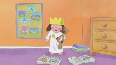 Kleine Prinzessin - Das Puppenhaus