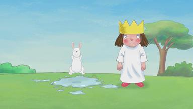 Kleine Prinzessin - Regenbogen