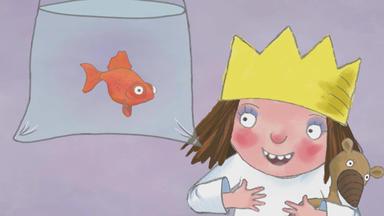 Kleine Prinzessin - Fritz, Der Fisch